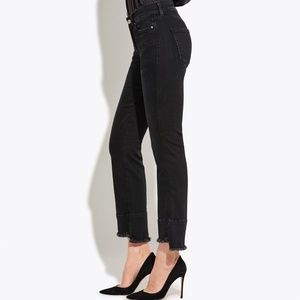 AYR The Shade Straight Leg Jeans Size 25 in Black